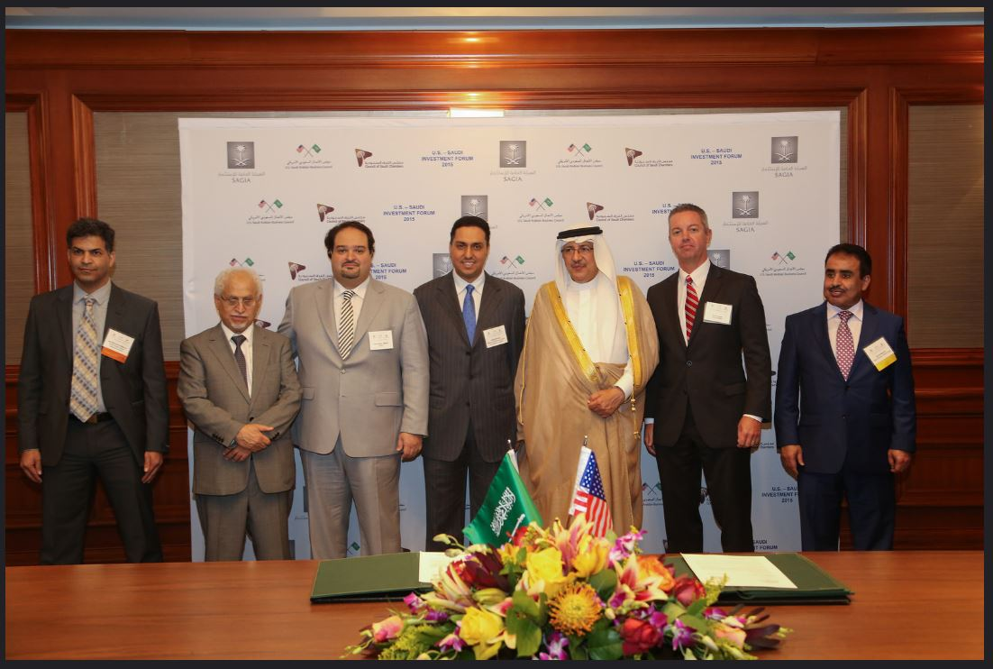 Signing Ceremony with DOME Equities