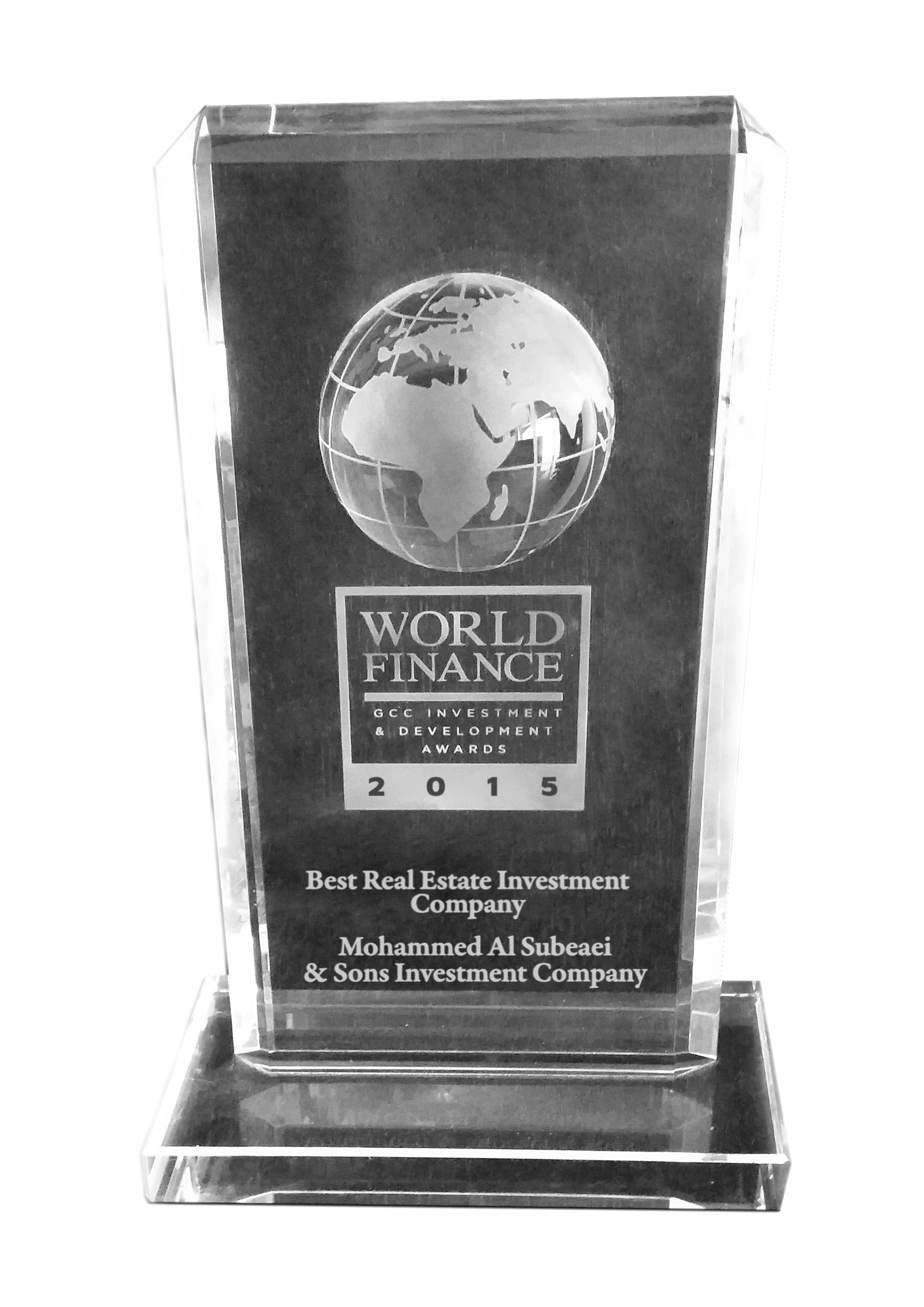 Best Real Estate Investment Company 2015